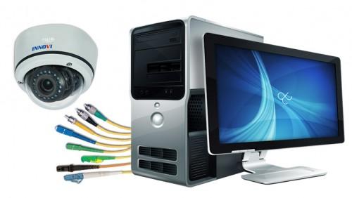 подключение видеонаблюдения к компьютеры