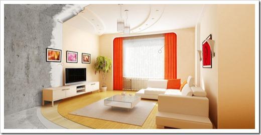 Основные разновидности ремонта квартир в Москве