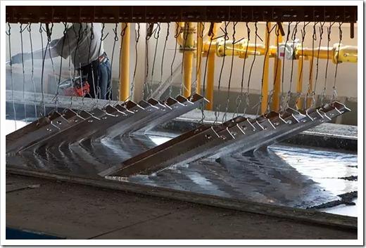 Различные виды процедуры защиты металлических изделий при помощи цинка