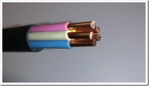 Технические аспекты кабеля ВВГ
