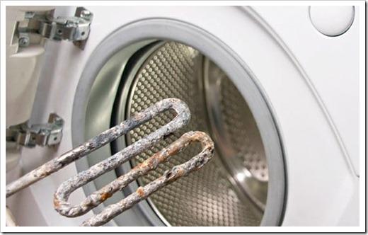 Как быть, если вода в стиральной машине не нагревается?