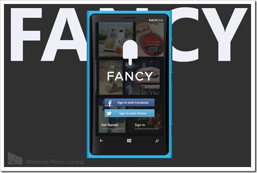 Приложение Fancy под Windows