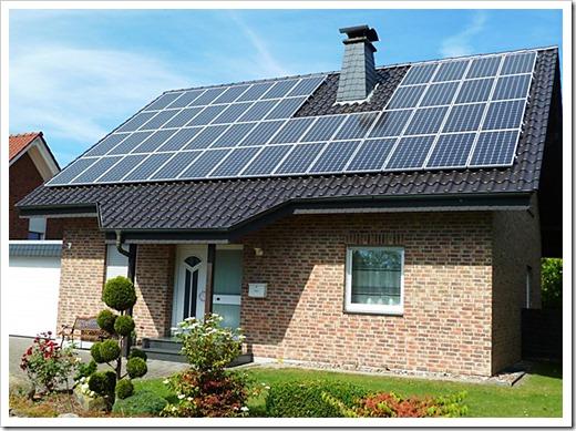 Преимущества солнечных батарей