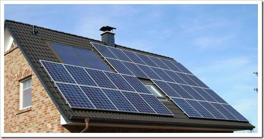 Солнечные модули в быту