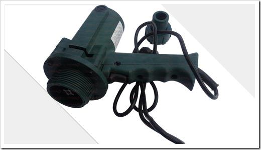 Электрический бочковой насос