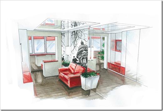 Как разработать дизайн-проект помещения?