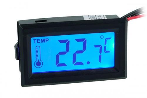 Как проверить температурный датчик