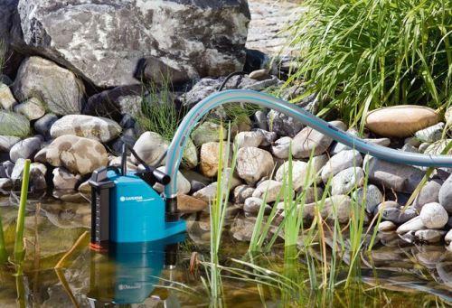 Как пользоваться дренажным насосом с поплавком