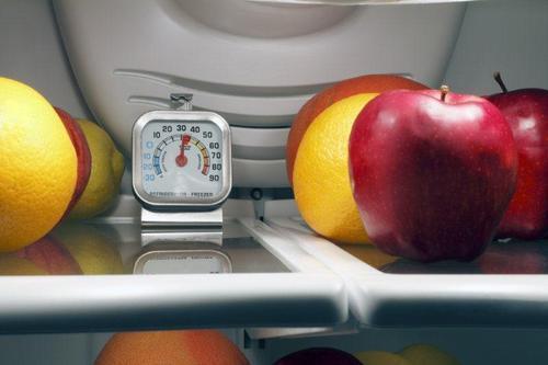 Как регулировать температуру в холодильнике