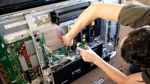 Как научиться ремонтировать телевизор