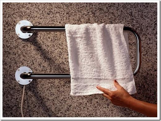 Особенности электрического полотенцесушителя