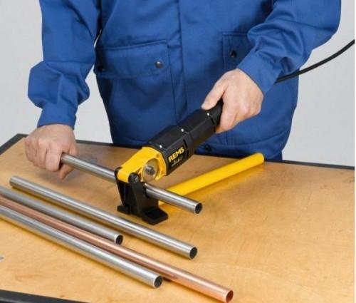 Как сделать электрический труборез для стальных труб