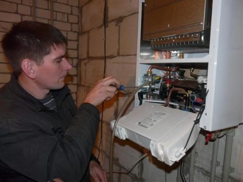 Как подключить газовый котел к системе отопления