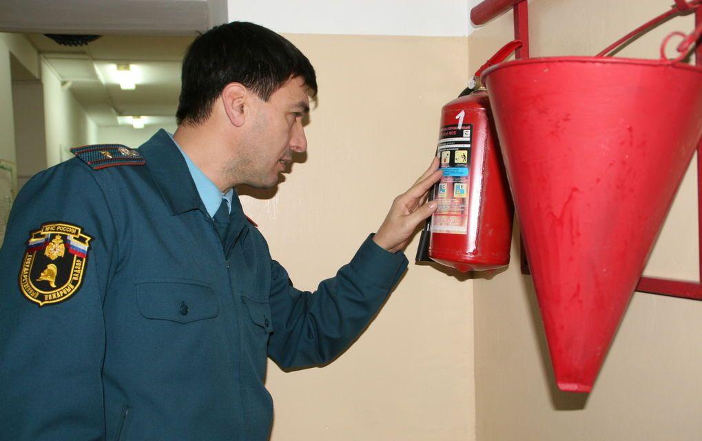 Виды нарушений пожарной безопасности