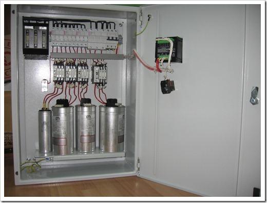 В чём заключается обслуживание конденсаторных установок?
