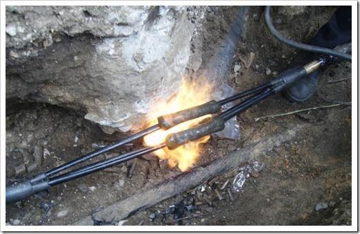 Материалы, используемые для производства кабельных муфт