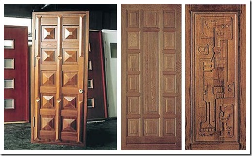 Плюсы деревянных межкомнатных дверей