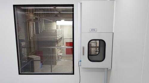 Передаточные окна для чистых помещений: как пользоваться