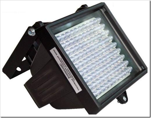 Купить уличный прожектор светодиодный 50 ватт
