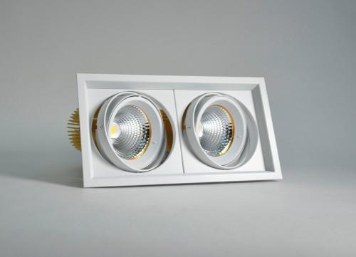 Что такое карданный светильник