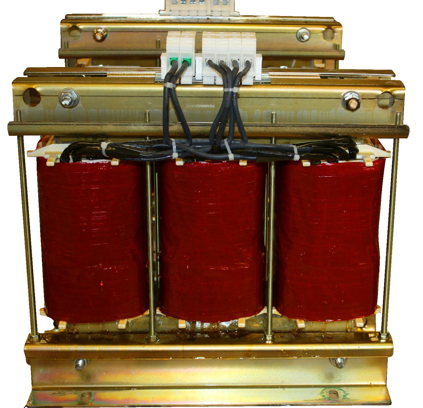 Что такое и как устроен трехфазный трансформатор