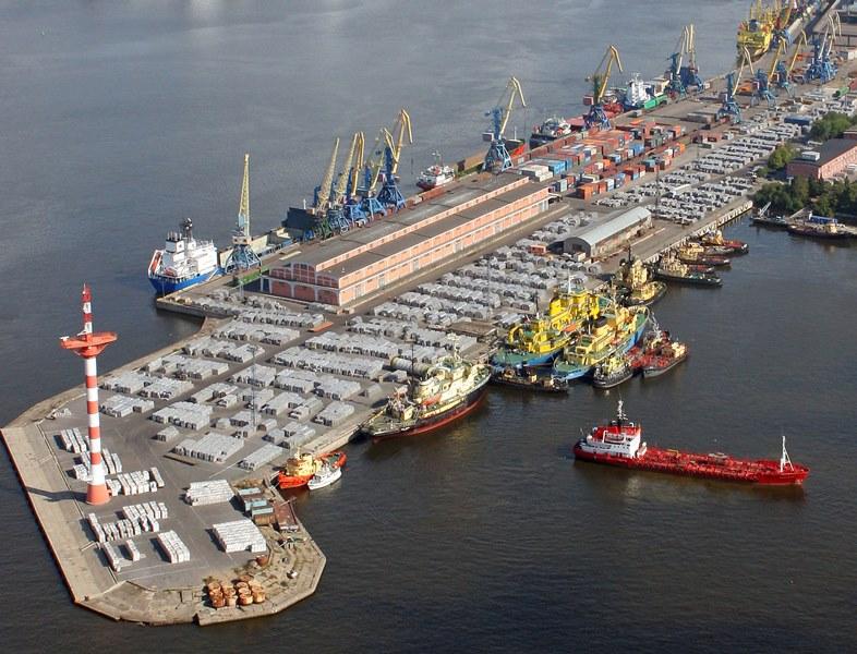Как отправить груз из Санкт-Петербурга