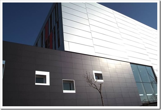 Разновидности облицовки зданий