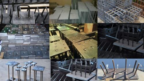 Что относится к закладным изделиям и конструкциям