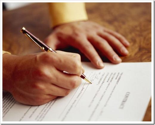 Почему Вы можете получить отказ в заключении договора?