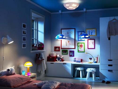 Как выбрать освещение для комнаты