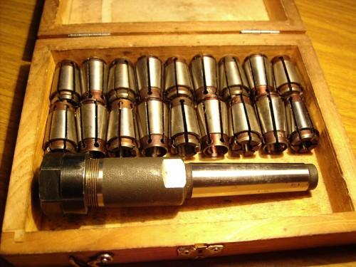 Что такое цанговый патрон карандашного типа