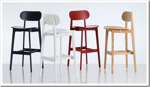 Наиболее комфортные соотношения барных стульев