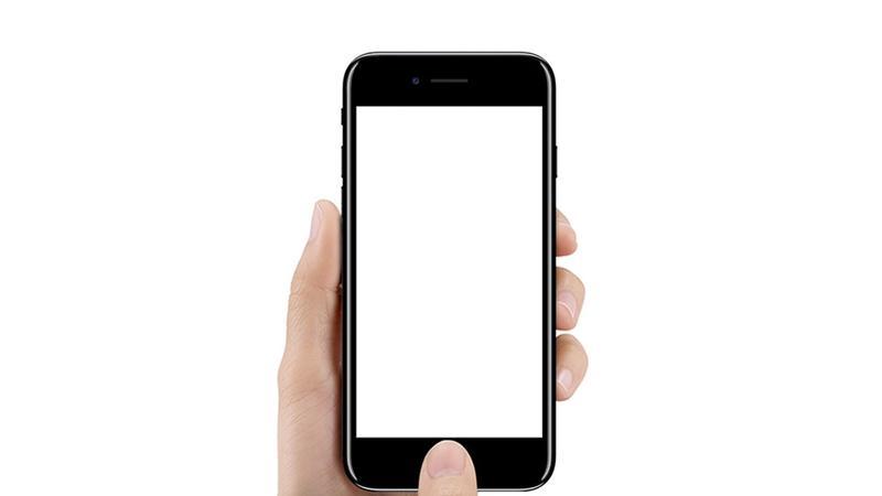 Белый экран на смартфоне: что делать