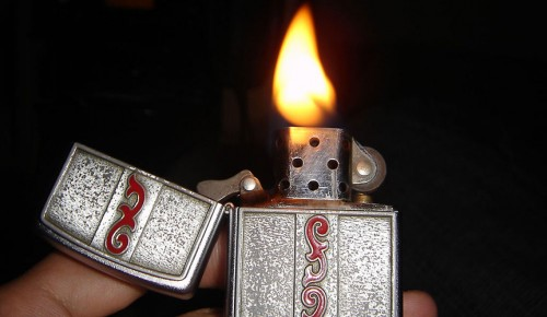 Виды зажигалок