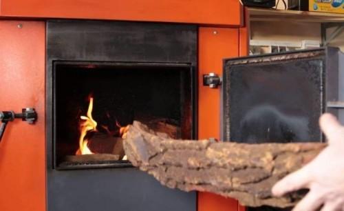 Как правильно топить пиролизный котел