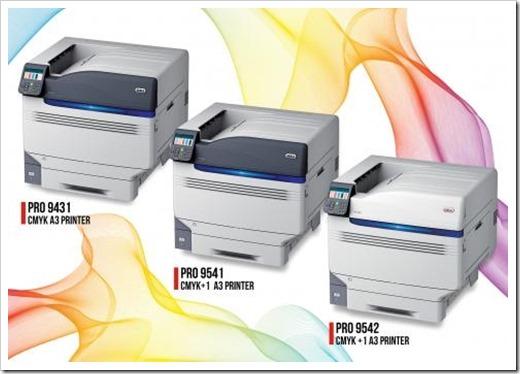 Особенности принтеров Oki