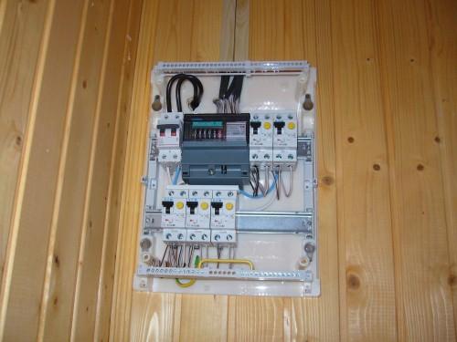 Как правильно собрать электрощит в частном доме