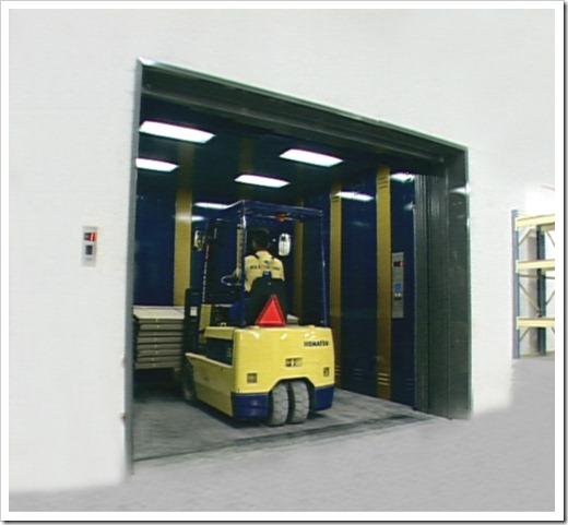 Классы грузовых лифтов: конструктивные особенности