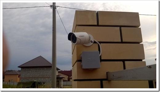 Проводные и беспроводные IP камеры