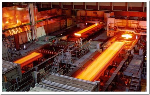 Железнорудная продукция в промышленности