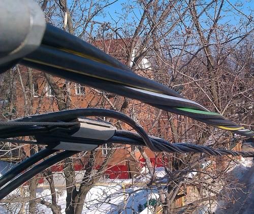 Виды провода СИП