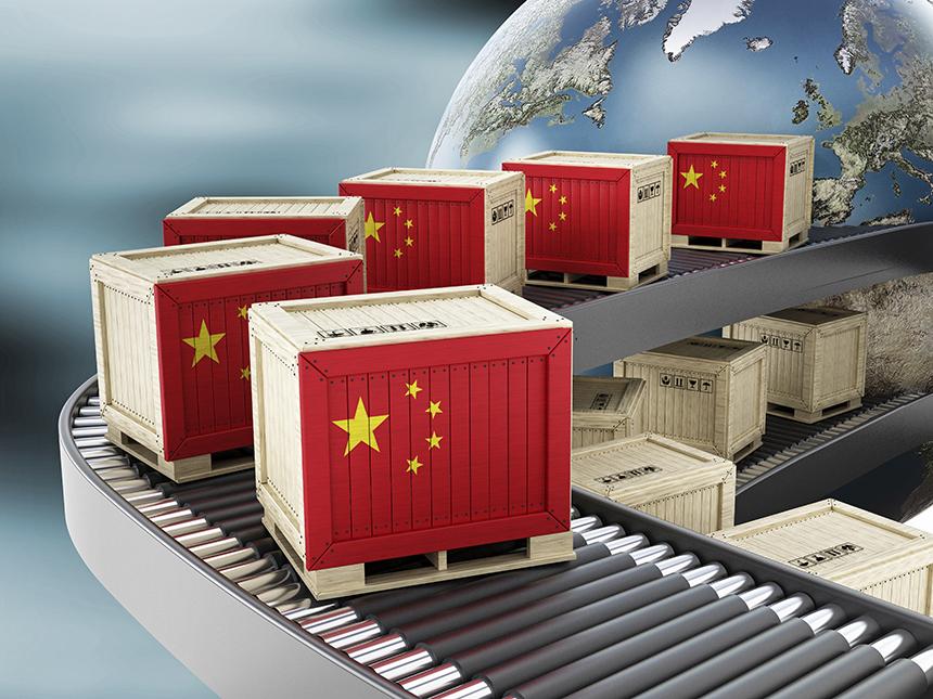 Организация доставки электроники из Китая