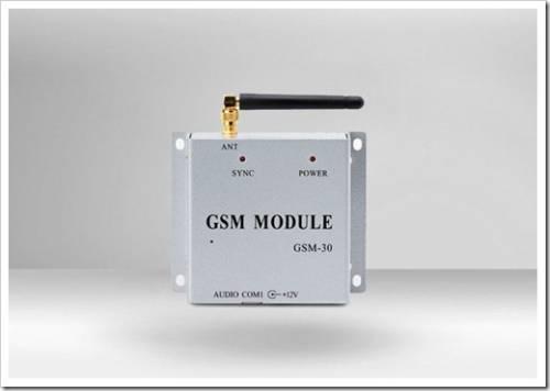 Принципы управления при помощи GSM