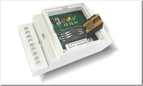 Как подключить GSM модуль?