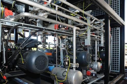 Виды промышленного вакуумного оборудования