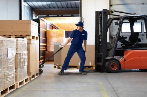 Что такое и виды складских услуг