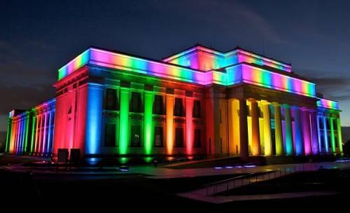 Что такое архитектурное освещение