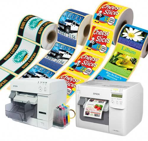 Принтеры для наклеек и этикеток