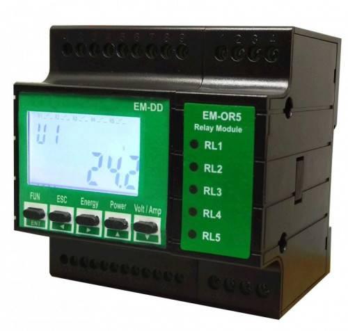 Многоканальные системы учета параметров электроэнергии - что это