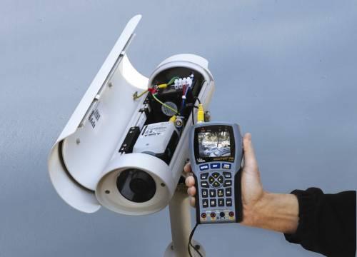 Монтаж и настройка систем видеонаблюдения